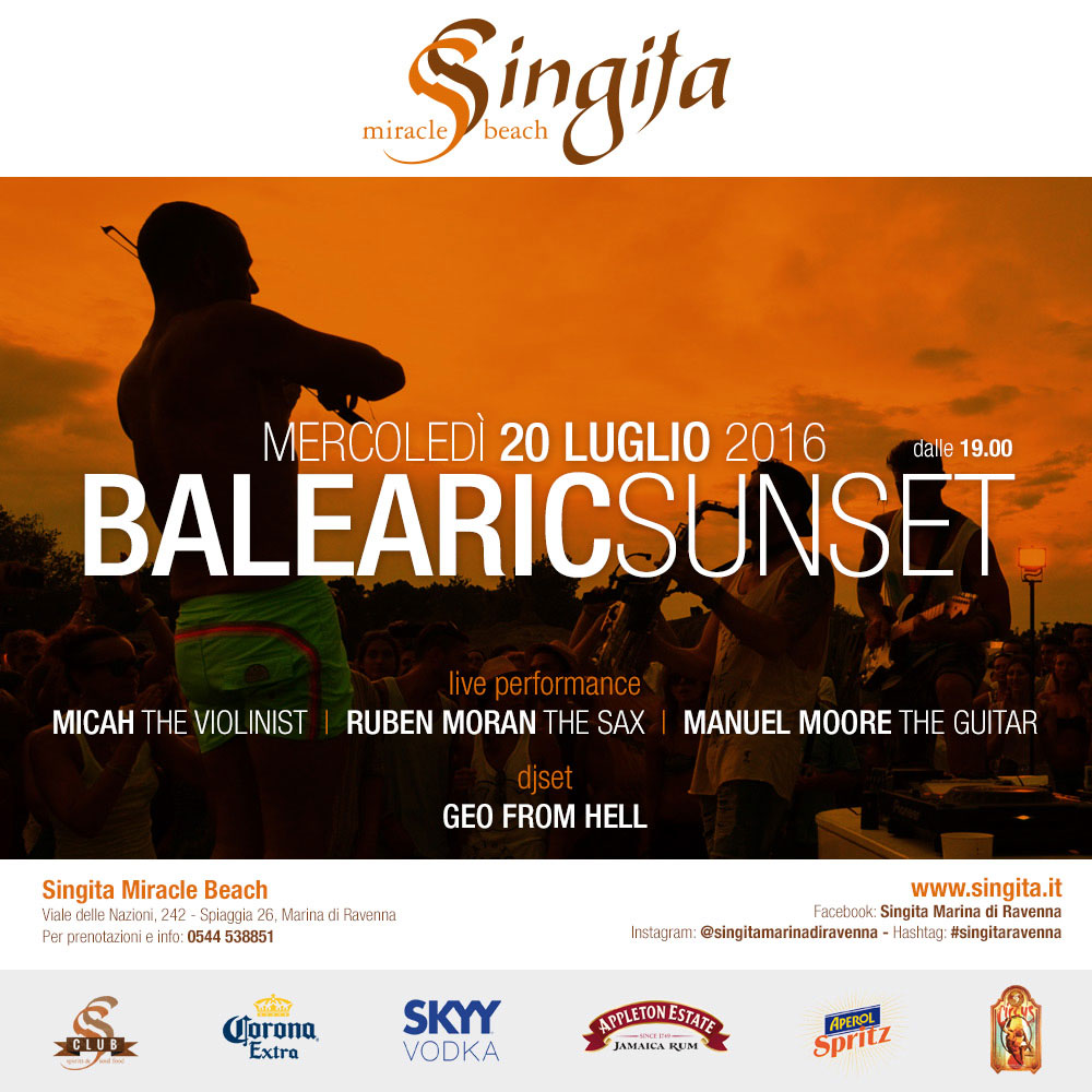 BALEARIC SUNSET