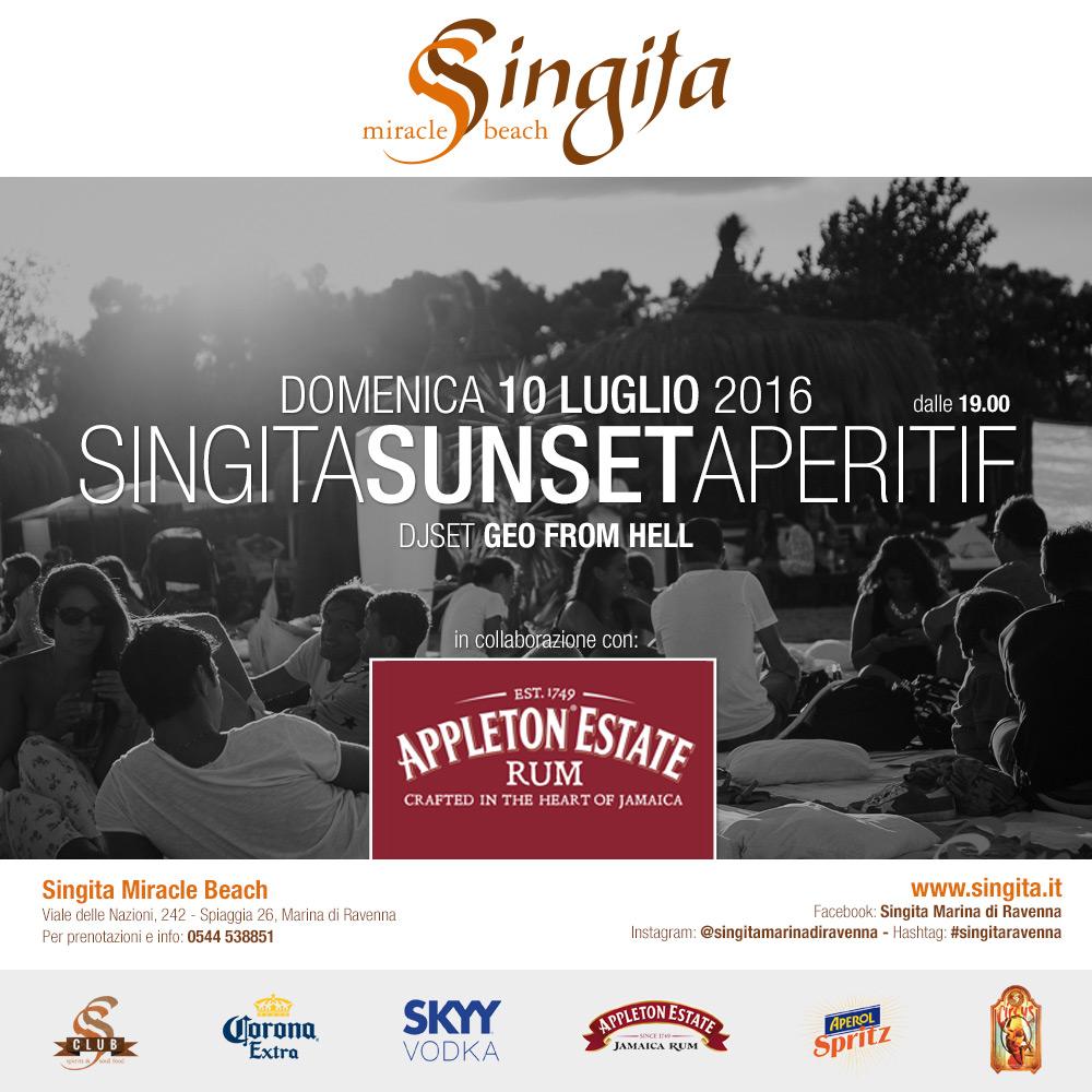 APPLETON SUNSET APERITIF