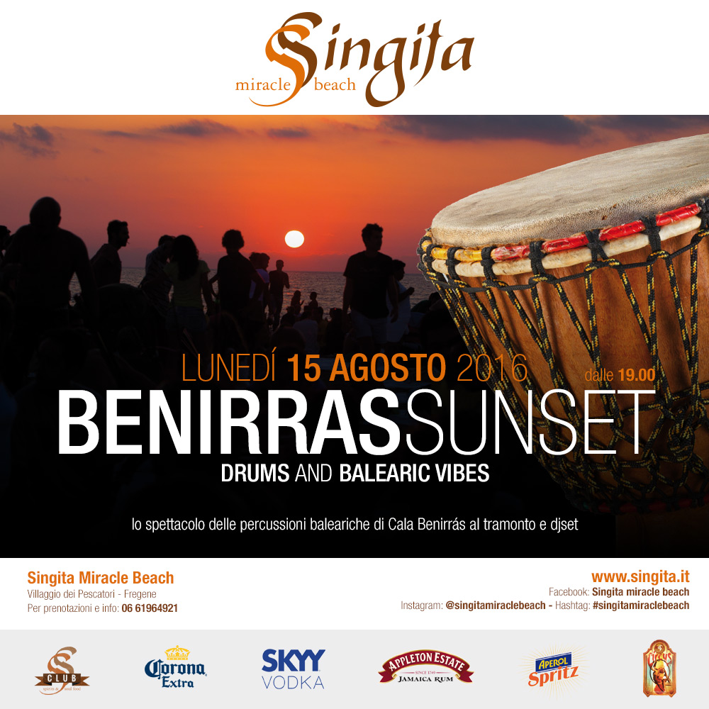 BENIRRÁS SUNSET