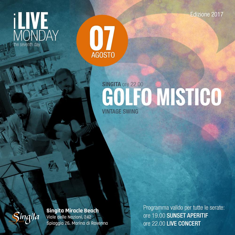 GOLFO MISTICO - live