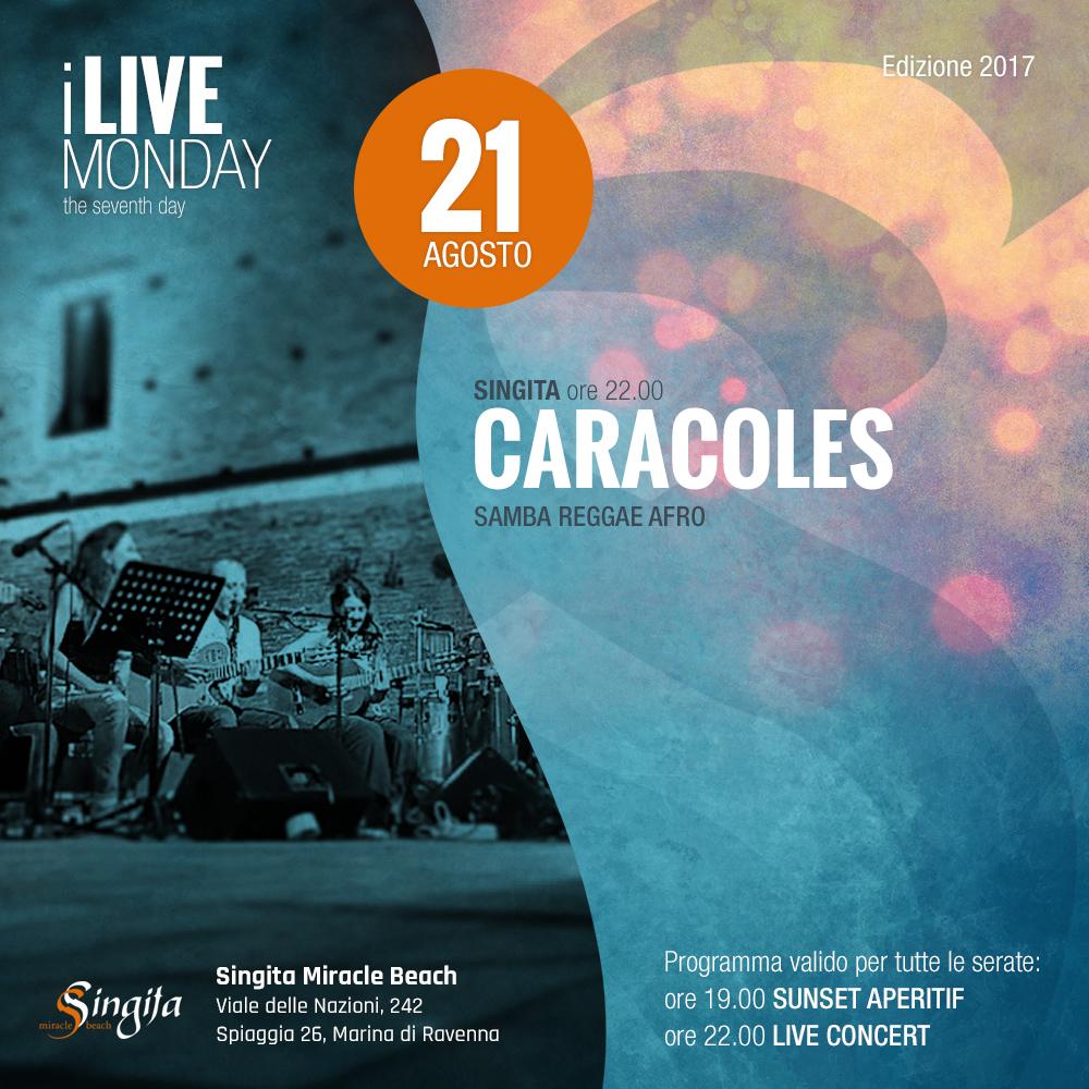 CARACOLES - live