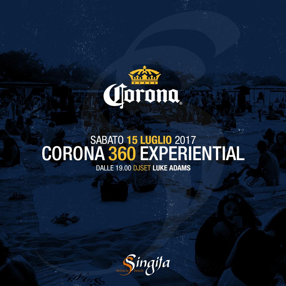 CORONA 360 EXPERIENTIAL