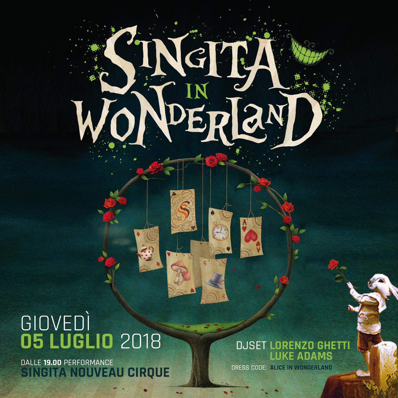 SINGITA IN WONDERLAND