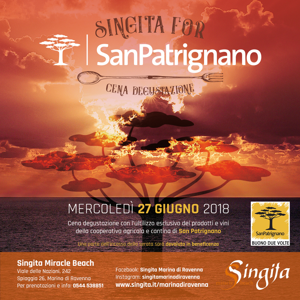 SINGITA FOR SAN PATRIGNANO