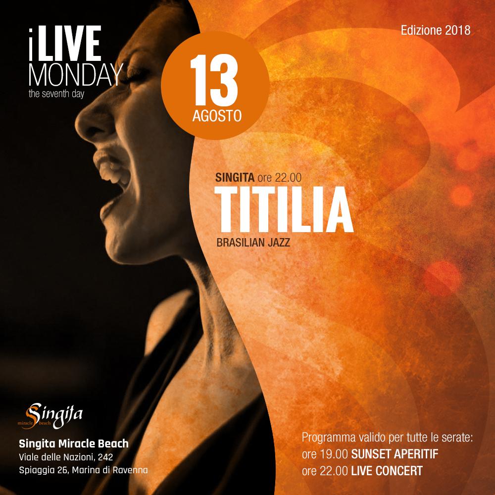 TITILIA - live