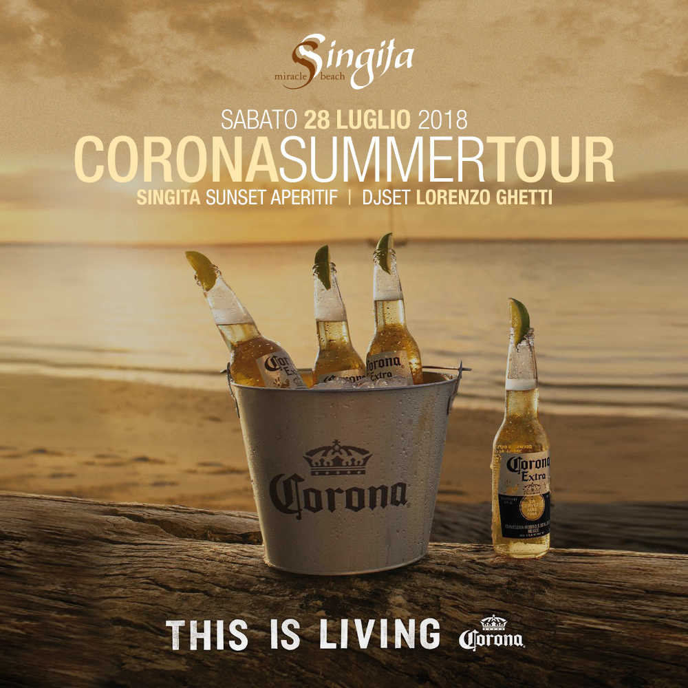 CORONA SUMMER TOUR