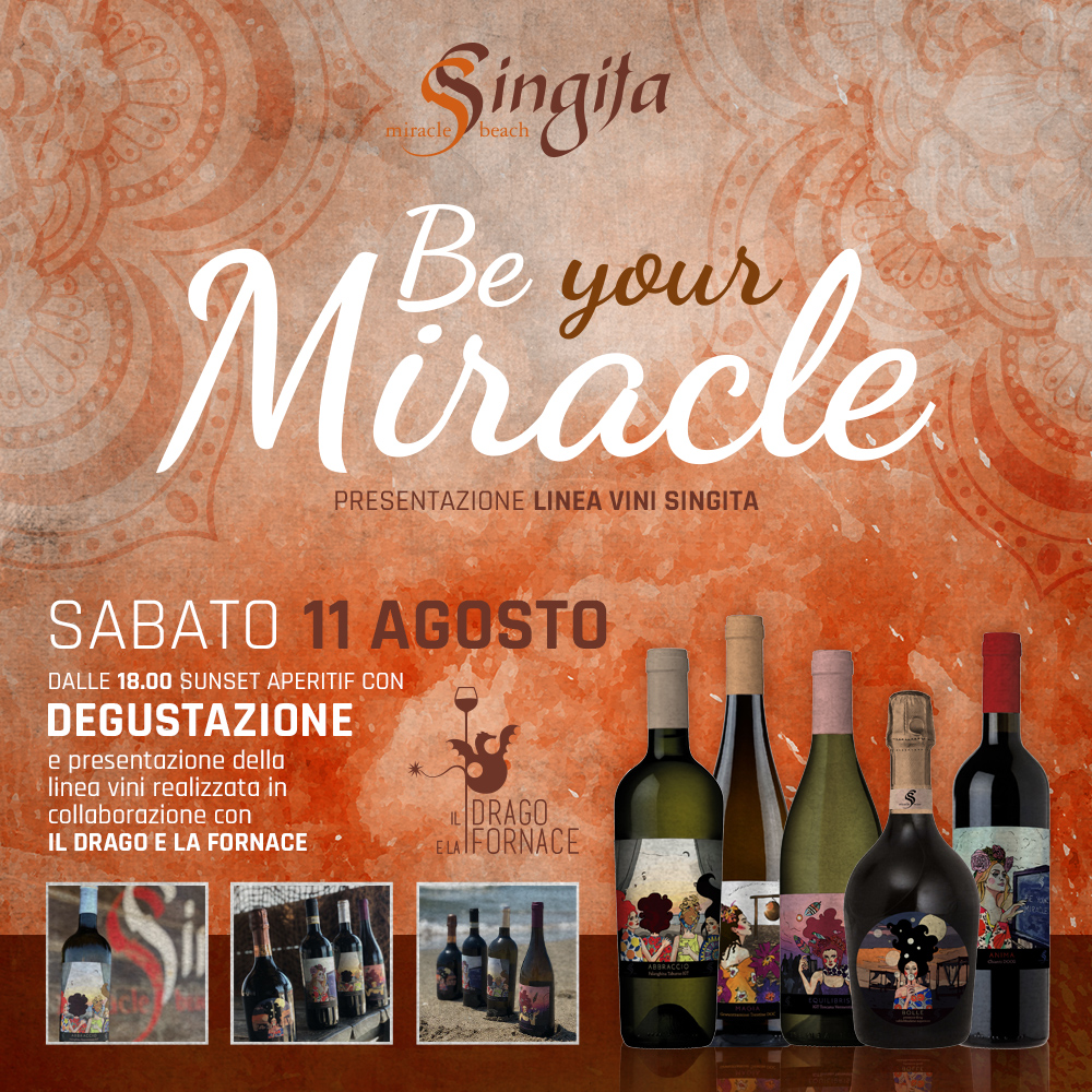 BE YOUR MIRACLE