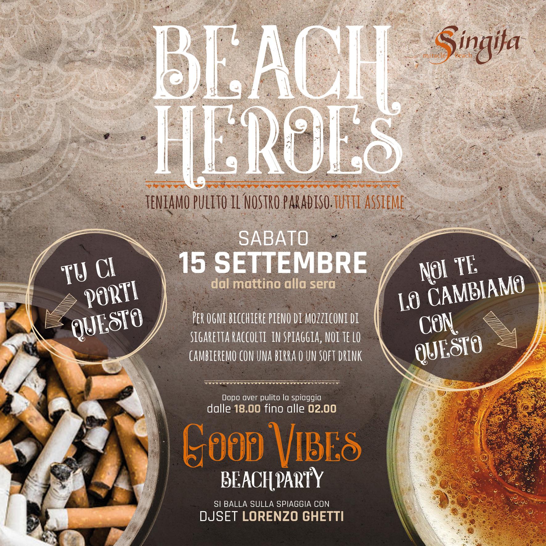 BEACH HEROES