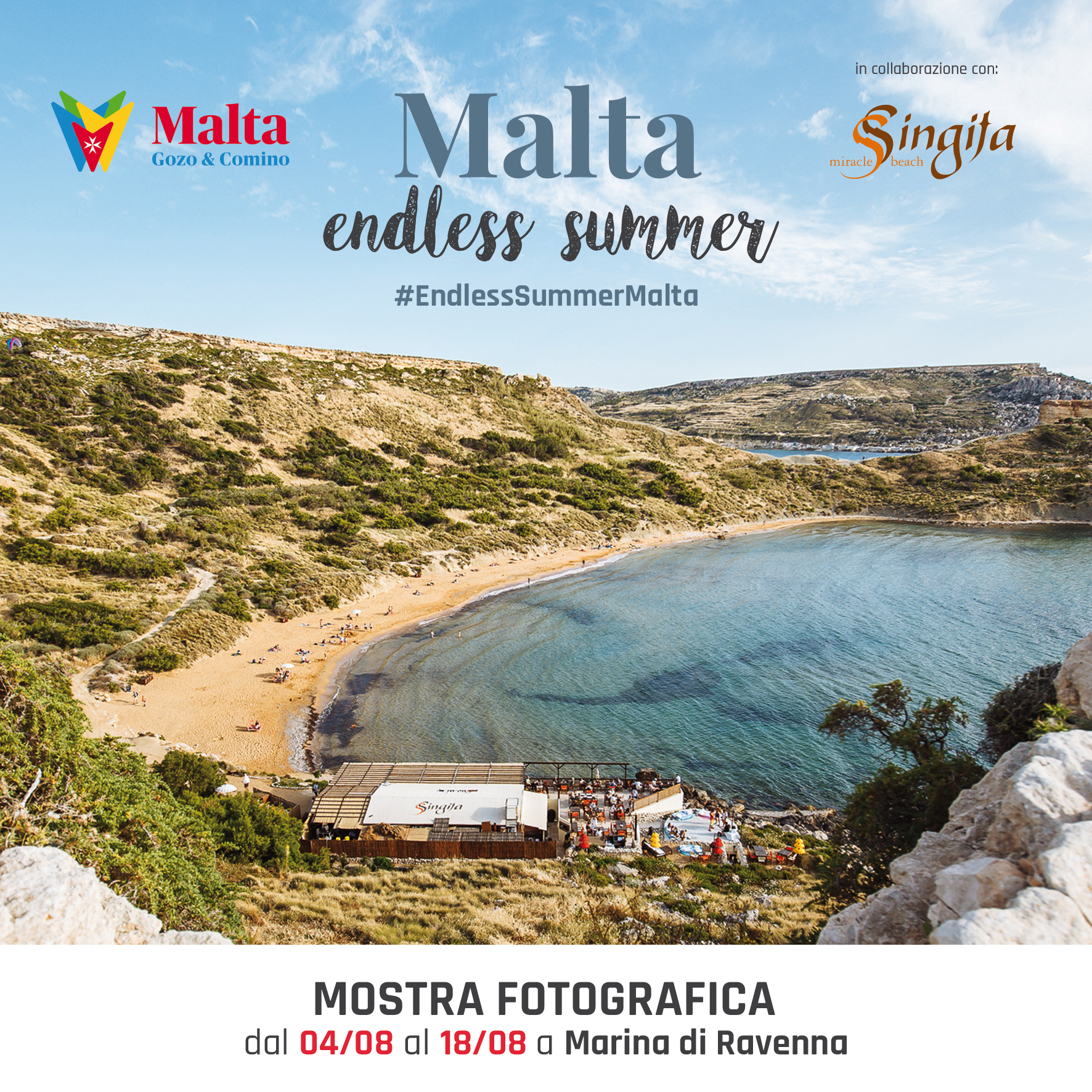 MALTA ENDLESS SUMMER